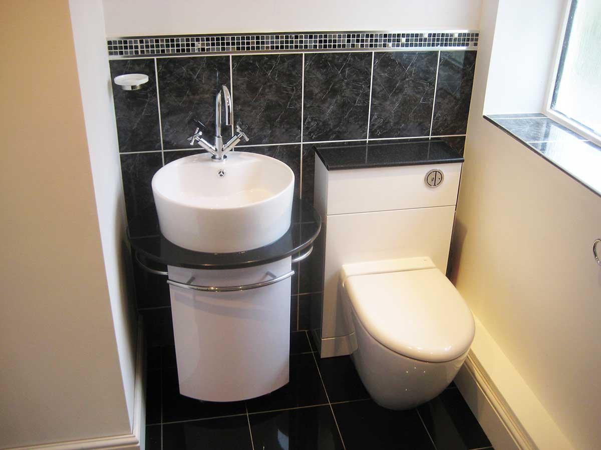 Bathroom Installers Redditch